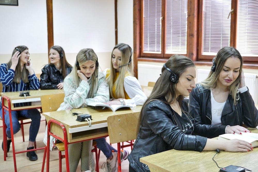 Модерне наставне просторије